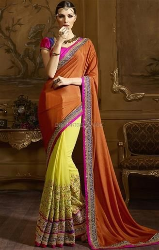 Extraordinary half sarees blouse designs for teenagers at cheap price  #Trendy  #Fashionable   #Party   #Party Wear #Attractive  #Pretty  #Designer  #Modern #Indian Saree  #Stylish