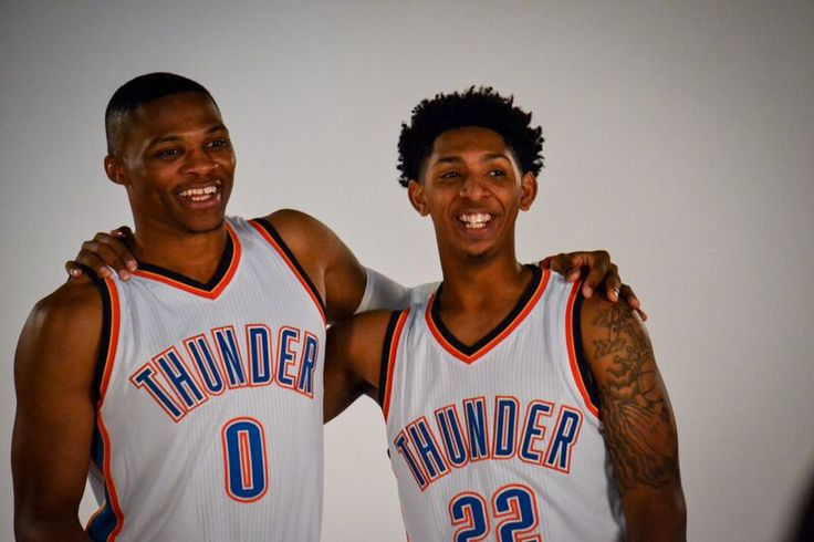 VIDEO: Thunder Rookie Cameron Payne Busts A Move In Hilarious Handshake With Kevin Durant