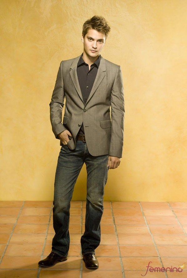 True Blood' Star Luke Grimes Cast As Elliot Grey In '50 Shades Of Grey'