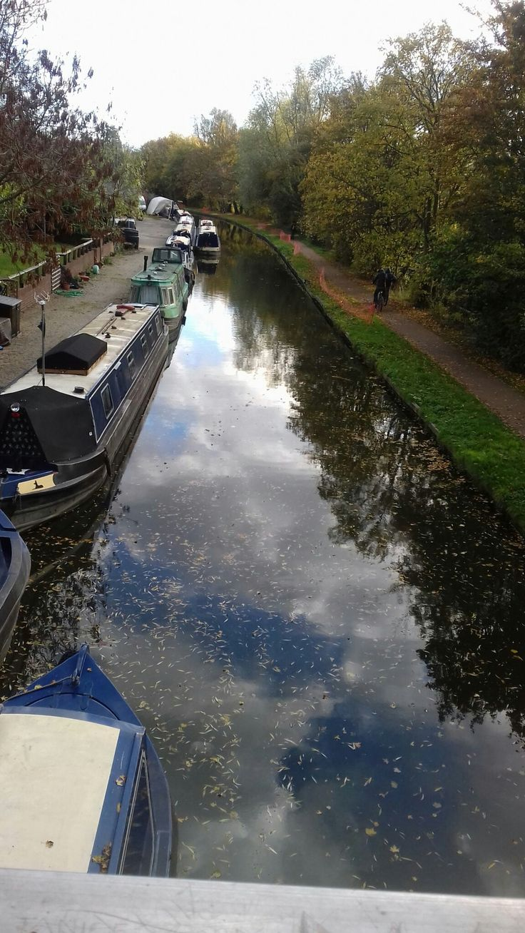 Canal at Jericho Oct 2017