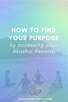 Searching for your life purpose? Learn how to access the Akashic Records and how can the Akashic Records can help me for self healing? Find out how to use the information from the etheric plane, find your purpose, your past life and soul lessons.