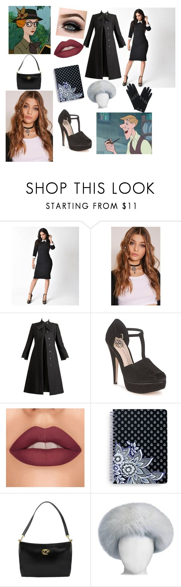 """""""Descendant of Anita and Roger Radcliffe"""" by angel-armitage on Polyvore featuring Radcliffe, The Pretty Dress Company, Pauline Trigère, House of Harlow 1960, ASAP, Vera Bradley, Christian Dior and Saks Fifth Avenue"""
