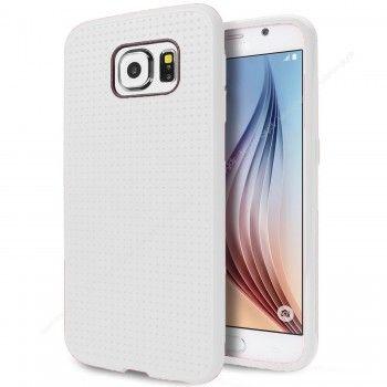 Samsung Galaxy S6 Dot Silikon Beyaz Kılıf http://www.telefongiydir.com.tr/samsung-galaxy-s6-dot-silikon-beyaz-kilif-urun3760.html