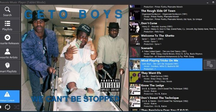 Listening to... Geto Boys  @williedlive @brothermob @therealbushwickbill  #throwback #classichiphop #classicalbum #dopealbum #oldschoolrap #classicmaterial #oldschoolhiphop #realhiphop #realrap #rapculture #hiphopculture #hiphopcdcollection #cdcollector #cdcollection #rapcollection #hiphopcd #rap #hiphop #hiphophead #hiphopjunkie #hiphopcollector #rapcollector #rapvideo