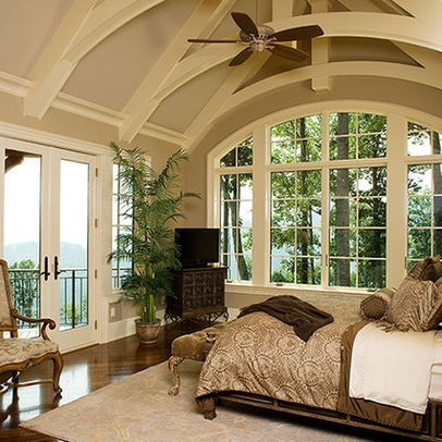 Ceiing beams! Art Niche Design Ideas, Pictures, Remodel, and Decor - page 18