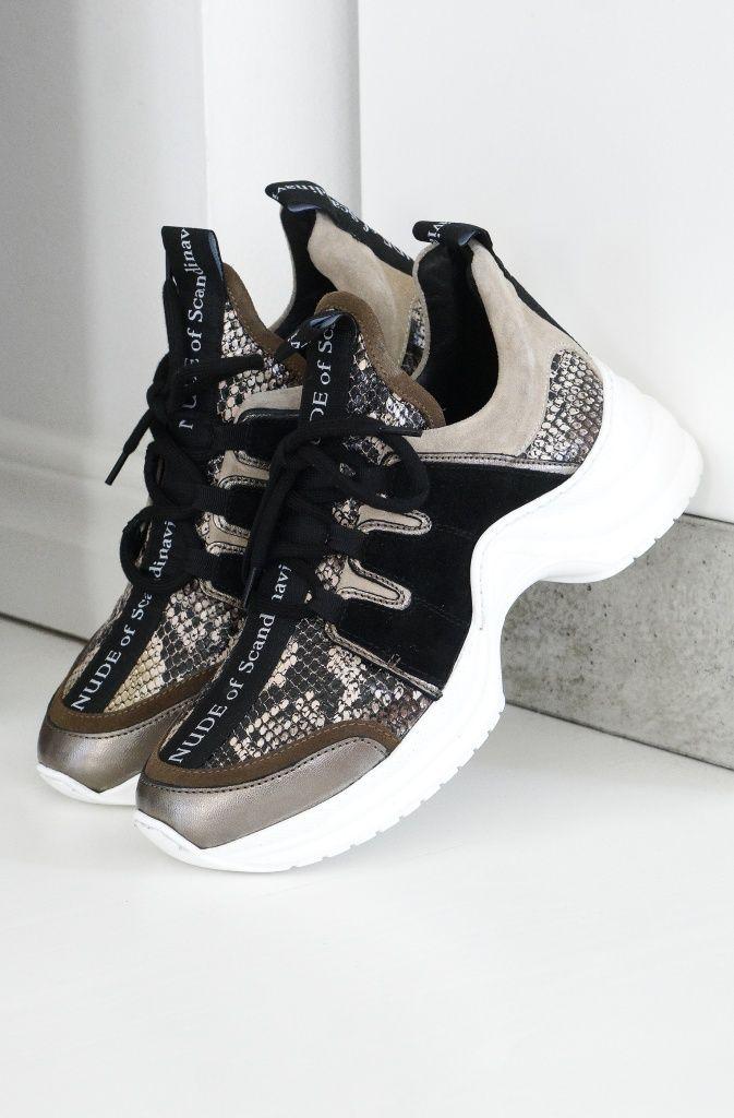 Pin på skor