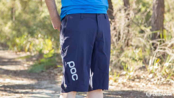 POC trail vent shorts do everything expected of a good mountain bike baggy: poc trail vent shorts do everything expected of a good mountain bike baggy
