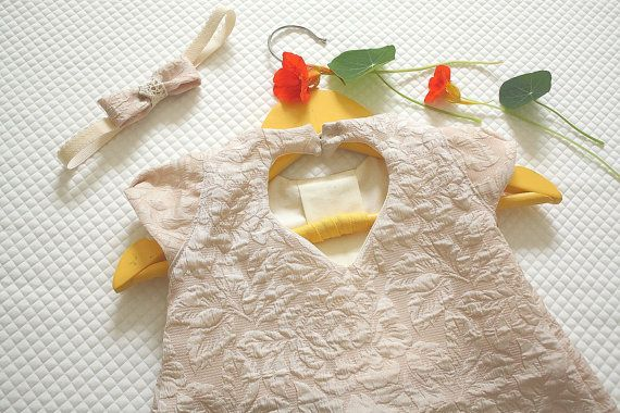 Dress for girls Children baby with beautiful by MonikaMagdalenaHM