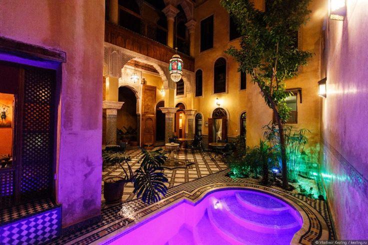 Путешествие в Фес (Марокко)
