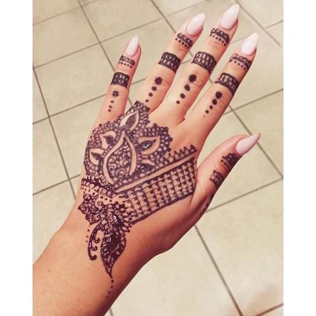 65 Best Henna Images On Pinterest