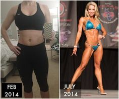 """After five months of dieting and training (15 of those weeks with my trainer), I finally competed in my first NPC (National Physique Committee) Bikini Competition. THANK YOU, THANK YOU for following along on this journey. Reading your comments helped me feel like I had a lot of friends rooting for me along the way. On the drive to the contest (4 hours to Dallas), I kept thinking, """"I can't believe I'm doing this!"""" I had dreamed of prepping and competing in a bikini contest in my 20s, and…"""