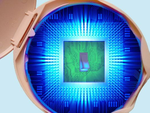 A microchip implant for women containing 16 years of contraceptives ready for pre-clinical trials next year