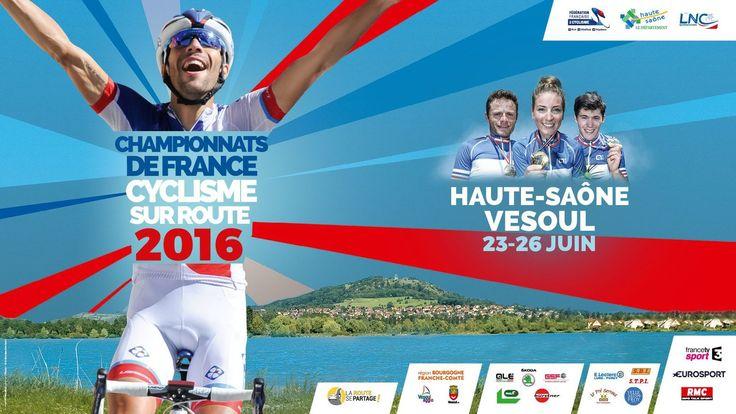 ommuniqué EUROSPORT / LES CHAMPIONNATS DE FRANCE DE CYCLISME SUR ROUTE EN DIRECT ET EN INTEGRALITE LES CHAMPIONNATS DE FRANCE DE CYCLISME SUR ROUTE EN DIRECT ET EN INTEGRALITE SUR EUROSPORT Les 23, 25 et 26 juin, Eurosport diffusera les Championnats de...