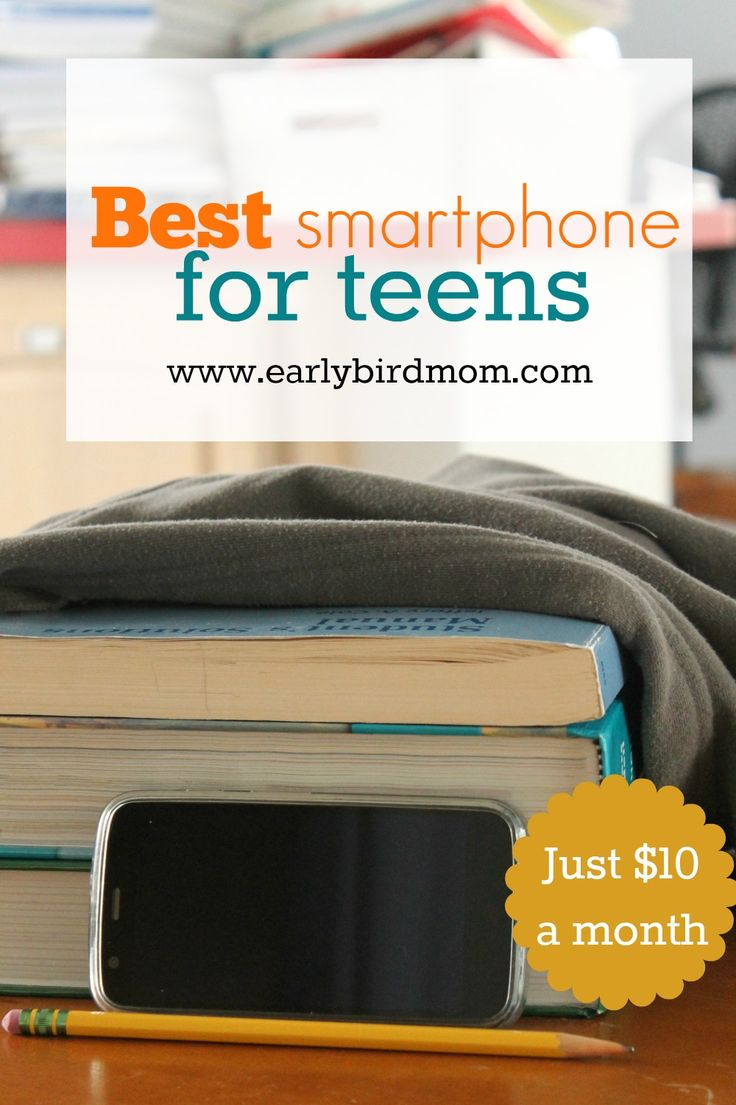 Does your teen or tween need a cell phone? See why the Moto E and a $10 monthly plan is the best phone plan for teenagers.