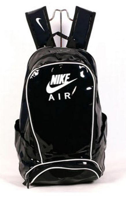 Batůžek Nike air #http://pinterest.com/savate1/boards/ Sports backpack from Nike AIR suited to the playground, or in the gym.