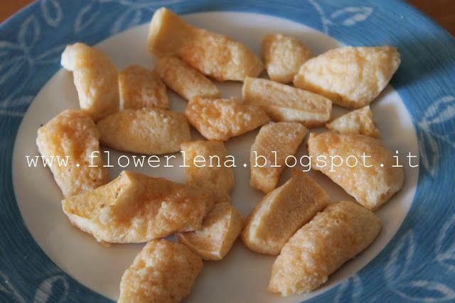 Alta Priorità: Snack di croste di grana