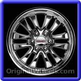 Cadillac Escalade 2014 Wheels & Rims Hollander #5331 #Cadillac #Escalade #CadillacEscalade #2014 #Wheels #Rims #Stock #Factory #Original #OEM #OE #Steel #Alloy #Used