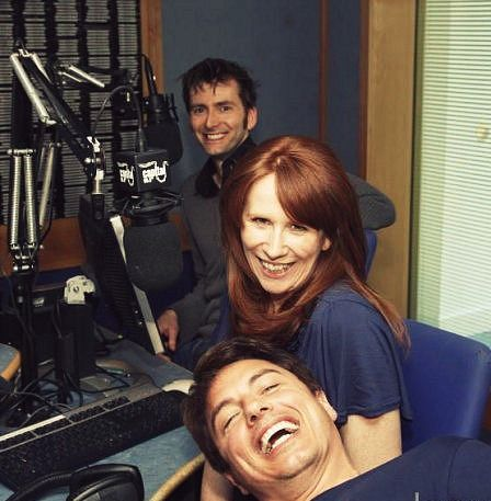 I want to be in this room, with these 3 people...