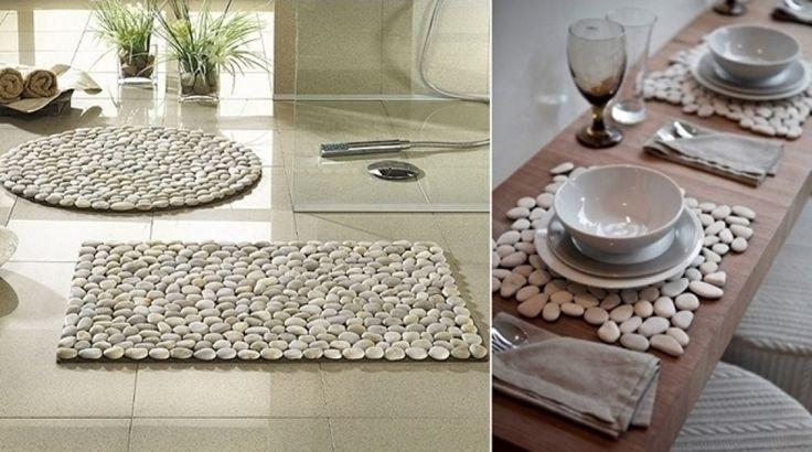 deko ideen wohnzimmer selber machen basteln mit naturmaterialien - dekoideen wohnzimmer selber machen