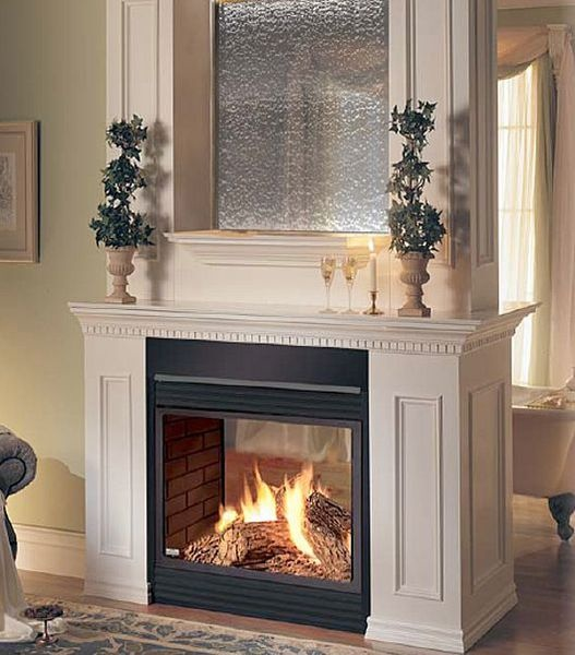 about double sided gas fireplace on pinterest open fireplace double