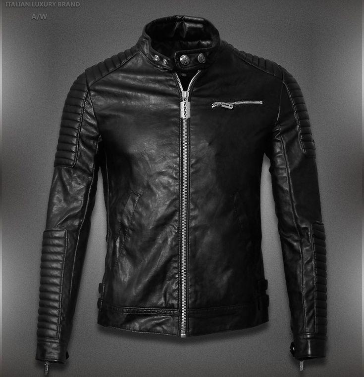 25  best Mens designer leather jackets ideas on Pinterest ...