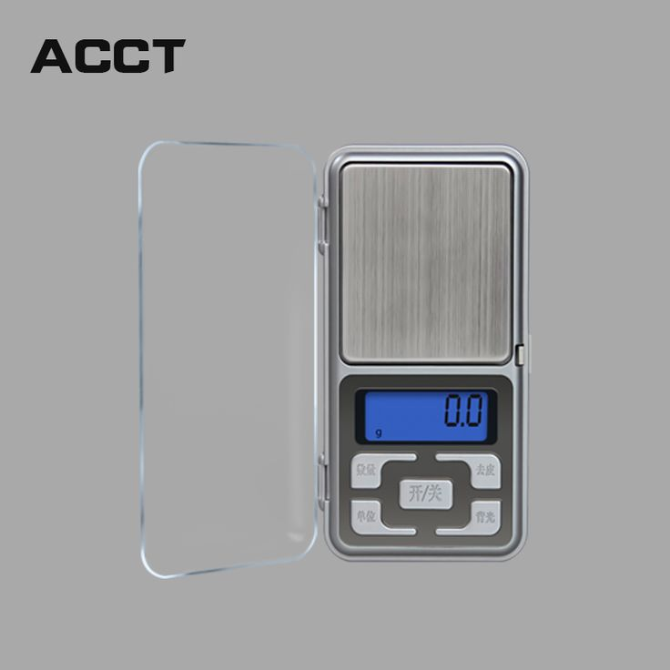 500g x 0.1g Mini Precision Digital Scale for Gold Sterling Silver Jewelry Scales 0.1 Display Units Pocket Electronic Scales
