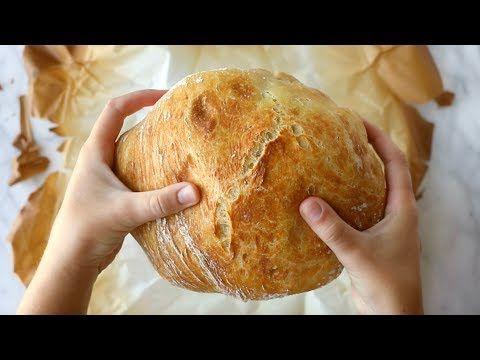 Süss kenyeret lábosban, dagasztanod sem kell - Ripost
