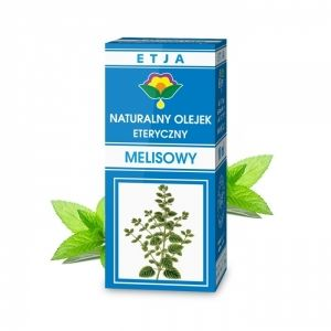 Eteryczny Olejek Melisowy 10 ml ETJA