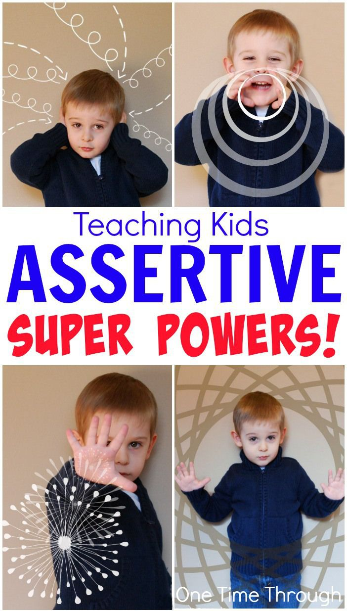 """Use your words! Lessons in """"communicating needs, wants and feelings in a positive and assertive way."""" 1) Active listening 2) Protecting physical rights 3) Protecting emotional rights... """""""