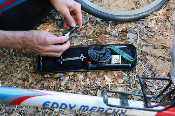 Cycle Ride Pouch repair kit   Fits in your jersey pocket   http://www.sfbags.com/products/cycling-ride-pouch