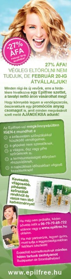 Hirdetés / Ad - 2012