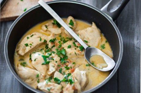 Creamy coconut chicken curry recipe - goodtoknow