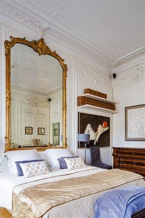 Appartement 4 pièces à louer meublé en courte durée place de l'Etoile, Paris 8ème - L'Etoile - L'Agence de Paris