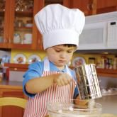 Werkzeuge für die Zubereitung von Speisen für Kinder von Montessori Services