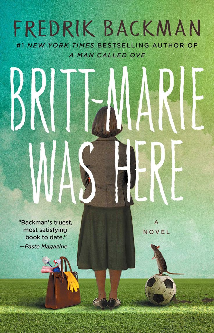 Find Britt-Marie Was Here - by Fredrik Backman ( 9781501142543 ) Paperback and more. Browse more  book selections in Literary books at Books-A-Million's online book store