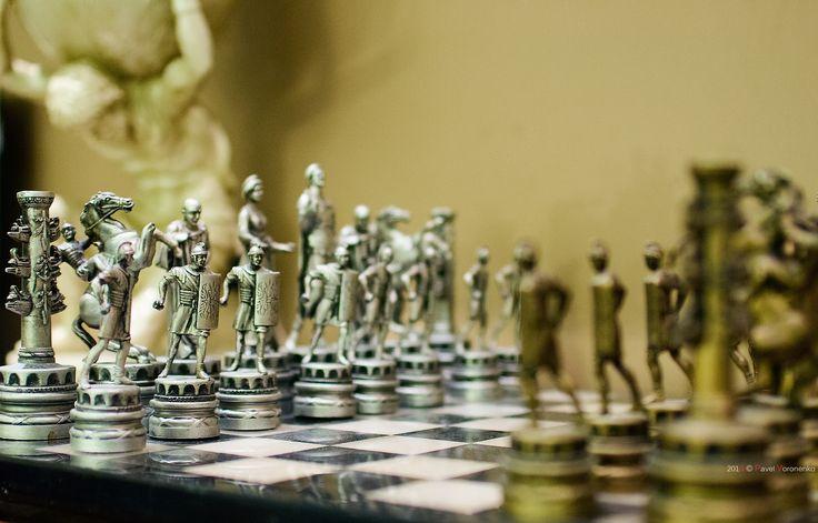 Intellectual Battle by Pavel Voronenko on 500px
