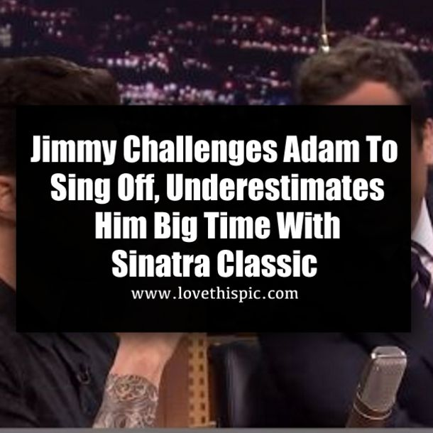 Many Tonight Show fans would consider Jimmy Fallon to be the king of Musical Impressions. While the comedian is known for playing a lot of silly games with his guests, there is no doubt that this one...