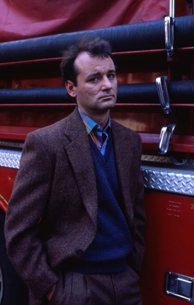 Ghostbusters -..Peter Venkman, Bill Murray pic to note