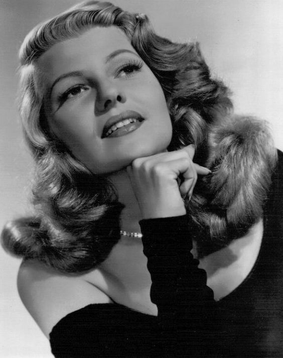 Rita! I miss the glamor of old Hollywood. So many actresses with no class these days (e.g. Lohan)