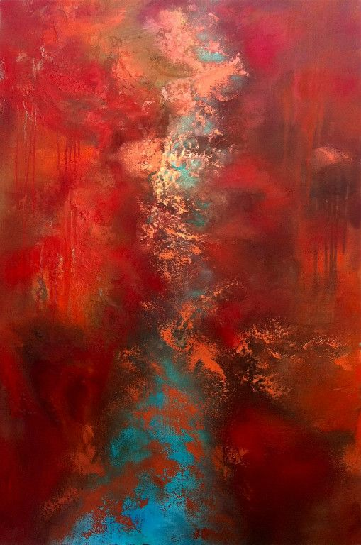 Paintings - Abstract Art