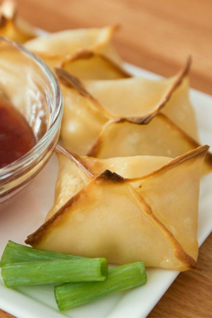 Cream Cheese Wonton recipe uses the unusual combination of cream cheese and wonton. These easy Cream Cheese Wontons are the perfect snack for your next party or game day!