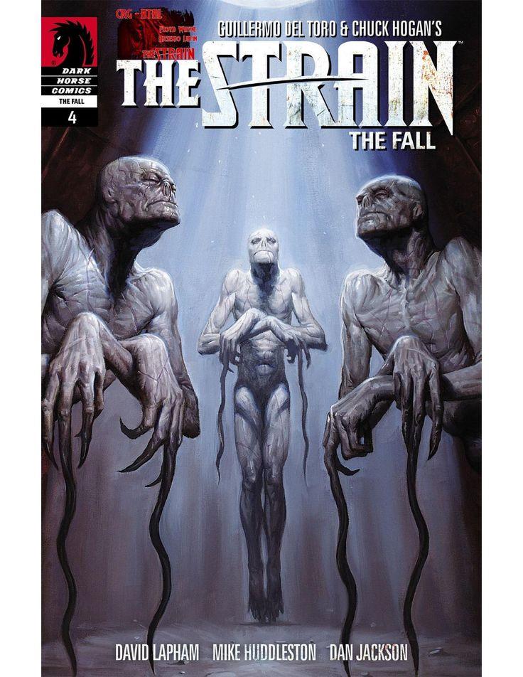 The Strain Vol 2 The Fall (Guillermo del Toro & Chuck Hogan) 04 al 06