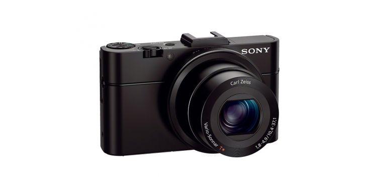 Sony DSC-RX100II NFC