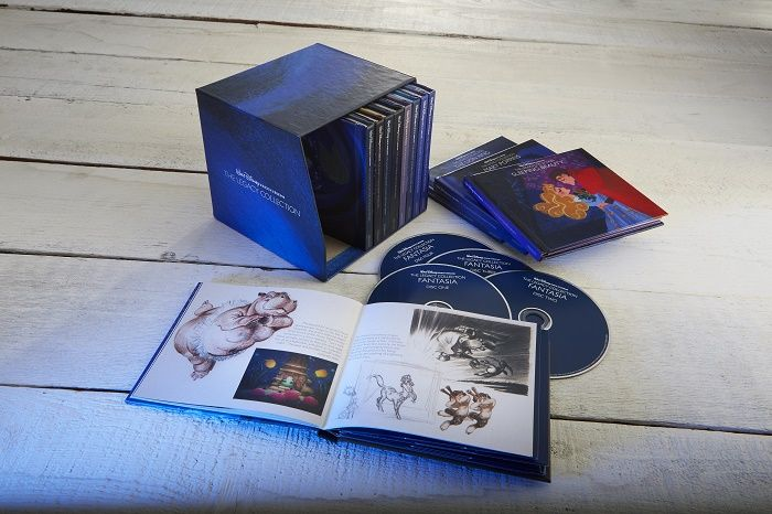 Walt Disney Records The Legacy Collection Box Set. This is so beautiful - ah my goodness <3