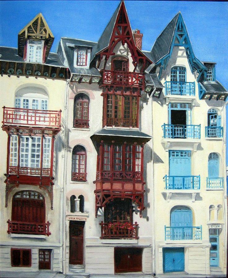 Villa de la Belle Epoque à Mers les Bains