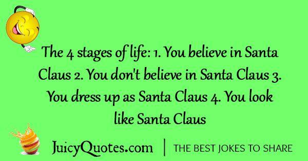 Funny Christmas Joke - 4