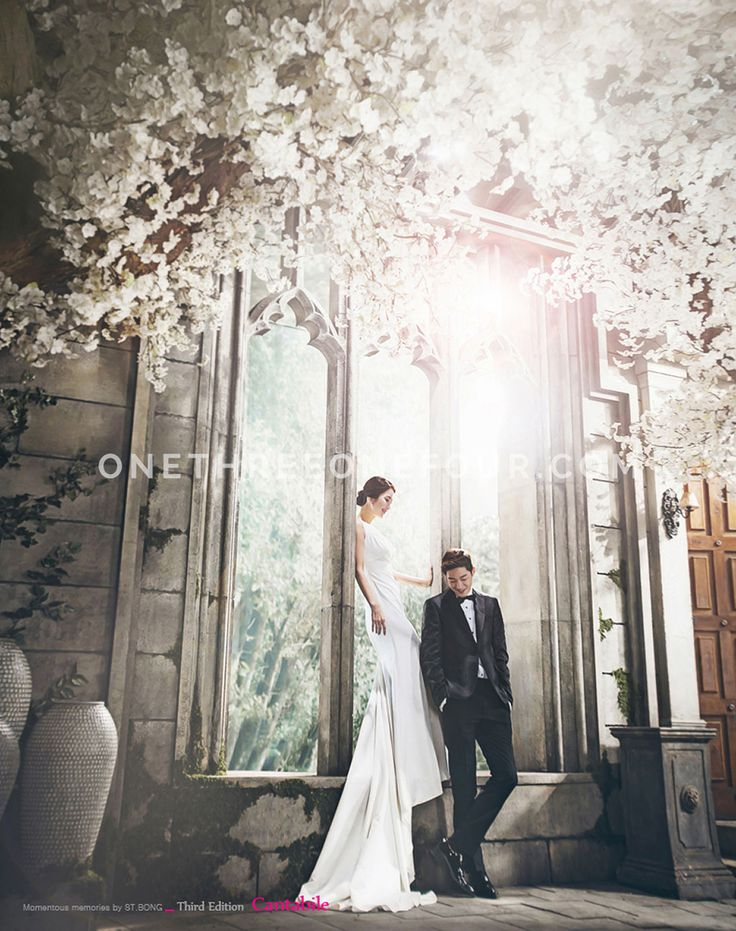 Korea Studio Pre-wedding Photography: 2015 Cantabile Collection by Bong Studio on OneThreeOneFour 24