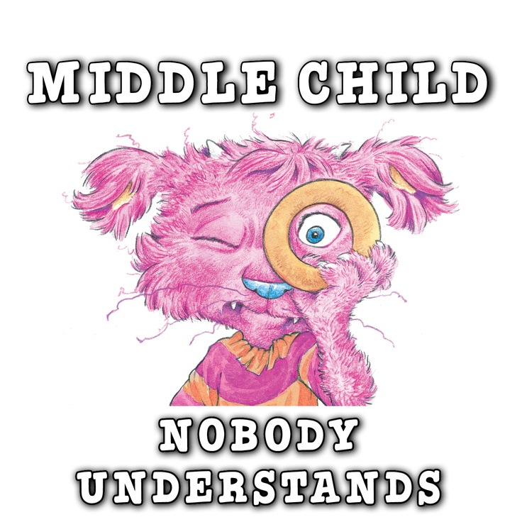 On Being a Middle Child