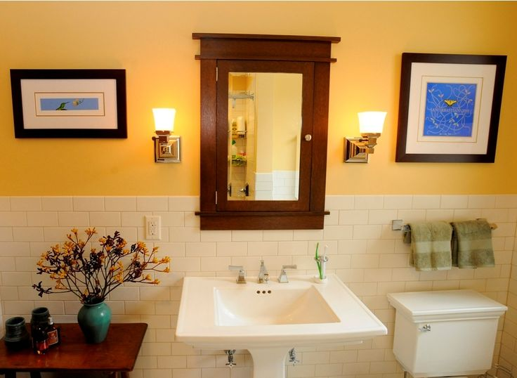 545 best images about craftsman style arts crafts - Arts and crafts style bathroom design ...