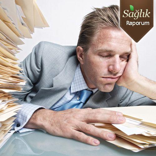 Uyku hali, halsizlik ve yorgunluk nasıl önlenir?